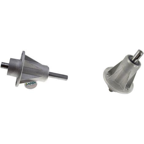 Jeu de 2 paliers compatibles Castel Garden/GGP, Stiga, Viking 102 et 122cm