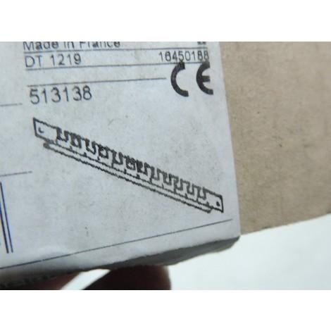 Jeu de 2 traverses guide câble porte 1000mm pour coffret Spacial SF/SM SCHNEIDER ELECTRIC NSYSDGCR10