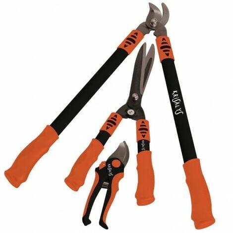 Jeu de 3 outils de coupe Krisalys