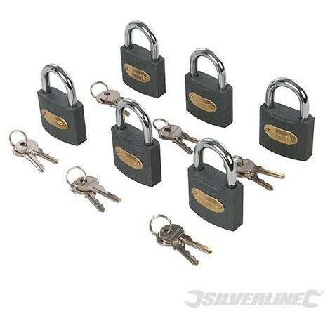 Jeu de 6 cadenas interchangeables - 50 mm
