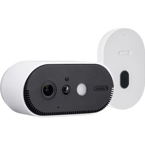 Jeu de caméras de surveillance ABUS Akku Cam PPIC90000 Wi-Fi IP-2 canaux avec 1 caméra 1920 x 1080 pixels 1 pc(s)