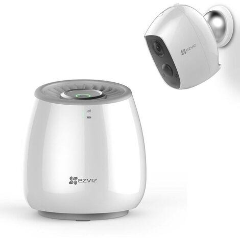 Jeu de caméras de surveillance IP ezviz C3A+WLB CS-WLB-B1 Wi-Fi 1920 x 1080 pixels 1 pc(s)