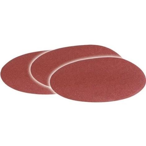 Jeu de disques abrasifs D.125mm grain 80/120/180 7903301701 SCHEPPACH