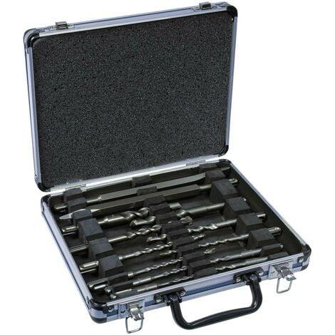 Jeu de forets pour marteau-perforateur 13 pièces SDS-Plus Makita D-42400 1 set