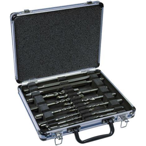 Jeu de forets pour marteau-perforateur 13 pièces SDS-Plus Makita D-42400 1 set W066201