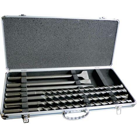 Jeu de forets pour marteau-perforateur 7 pièces SDS-Max Makita D-42494 1 set W064041