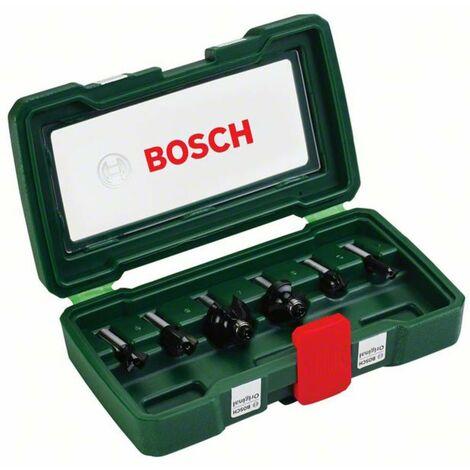 Jeu de fraises Bosch Accessories 2607019463 Diam. tige 8 mm 1 pc(s)