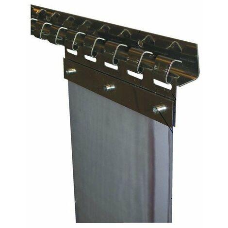 Jeu de plaquettes pour support laniere 2 pieces inox 300 mm