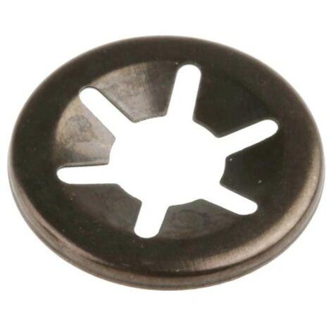 Jeu de rondelles autobloquantes Pre-met - 50 pièces - Acier - Pour arbre de 10mm