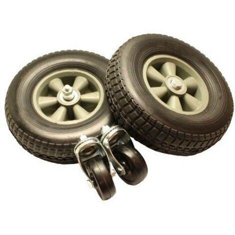 Jeu de roues pour compresseurs Aerotec 9420329 1 pc(s)