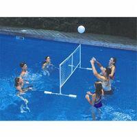 Jeu de volleyball flottant