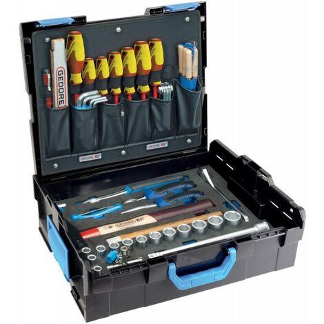 Jeu d'outils avec L-Boxx 136 Artisan 58 pièces GEDORE 1 PCS
