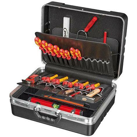Jeu d'outils avec mallette Électricien 38 pièces FORMAT 1 PCS