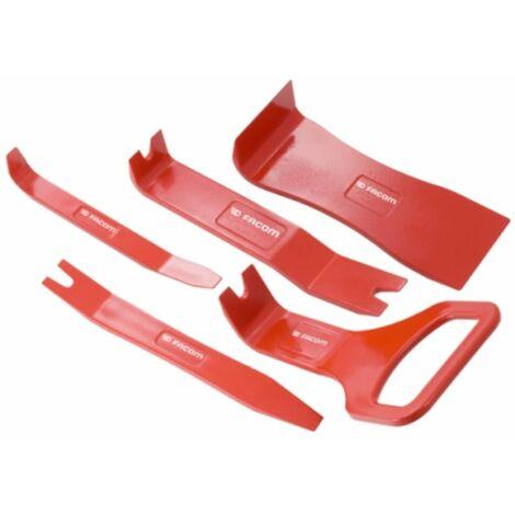 Jeu d'outils de démontage des pièces plastiques Facom CR.D5PB
