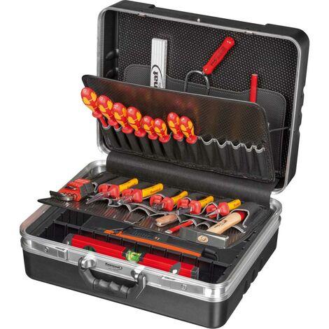 Jeu d'outils Sanitaire mallette Sanitaire 51 pièces FORMAT 1 PCS