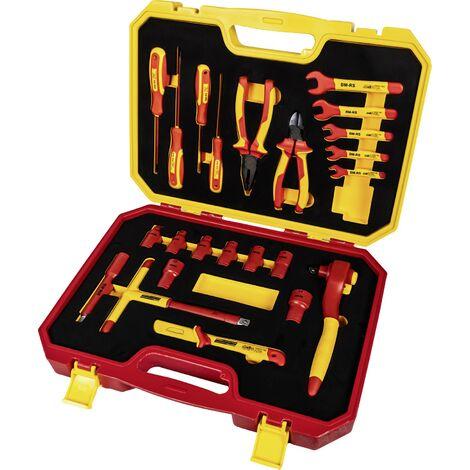 Jeu d'outils VDE 24 pcs Q260292