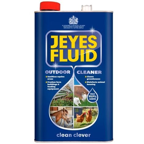 Jeyes Fluid Disinfectant