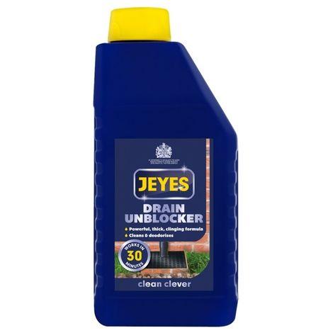 Jeyes Fluid Drain Cleaner & Freshener For Outdoor Drains 500ml