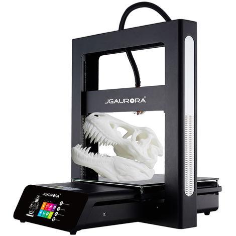 JGAURORA 3D Printer A5 Mis à jour A5S Mac Extrême Haute Précision