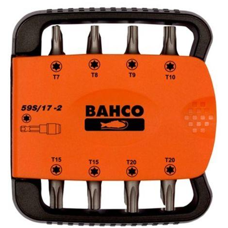 Jgo Puntas Standard 17 Pzas Con Adaptador Bahco 59S//17-2