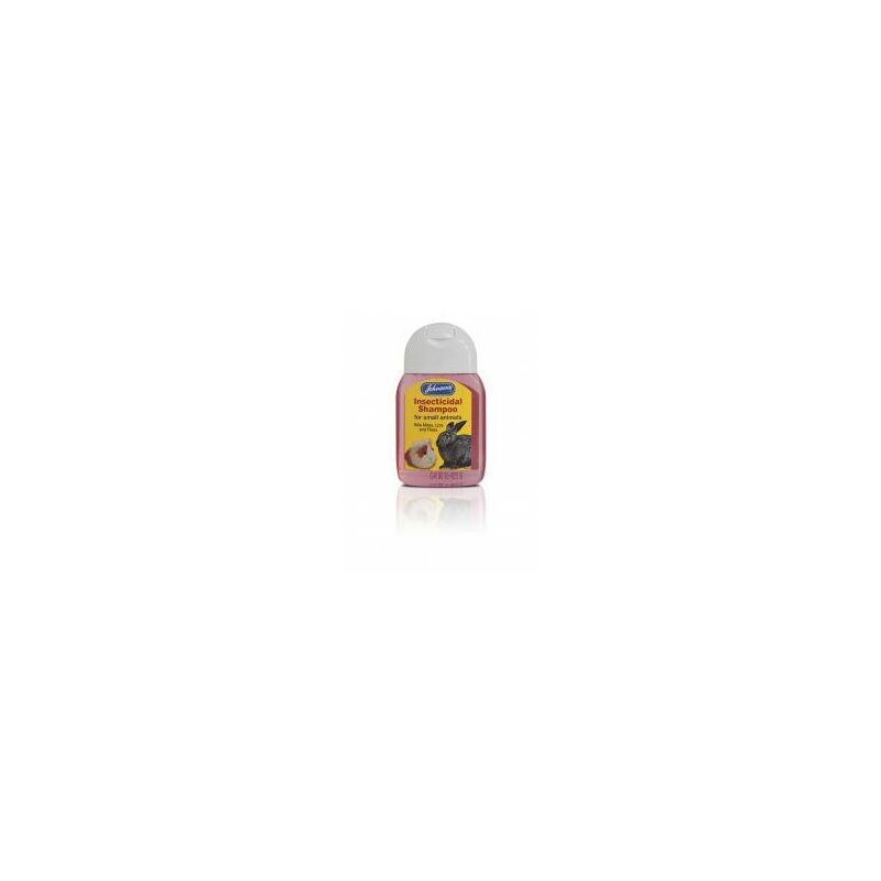 Image of Jhns Sml An Insect S/Poo 125ml - 637234 - JOHNSONS