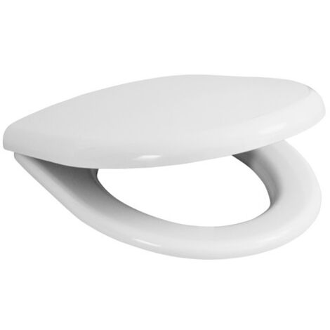 Jika Deep by Jika - Toilet Seat with cover White - JIKA H8932813000631