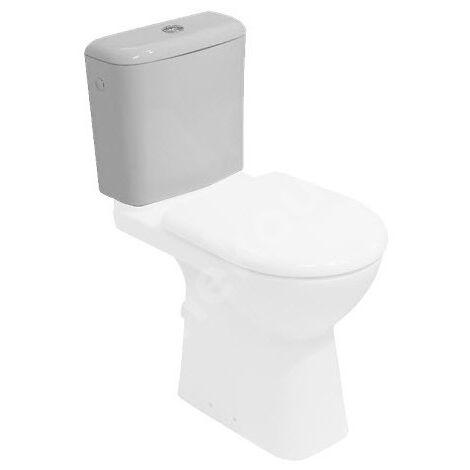 Jika (Groupe Roca) Deep by Jika - Réservoir WC blanc - JIKA (H8276120002411)