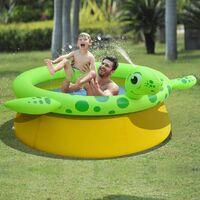Jilong Aufblasbares Schwimmbecken Schildkrötenform 175x62 cm 1270 L