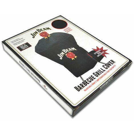 JIM BEAM Premium Grillabdeckung für 45 cm Kugelgrills