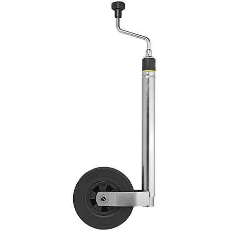 Jockey wheel 48mm with scale function