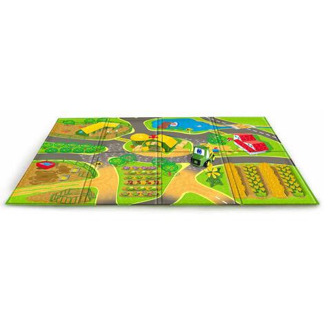 John Deere Playmat & Vehicle Country Lanes