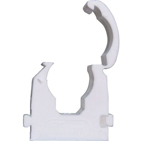 """main image of """"John Guest Speedfit 15MM White Pipe Clip- you get 5"""""""