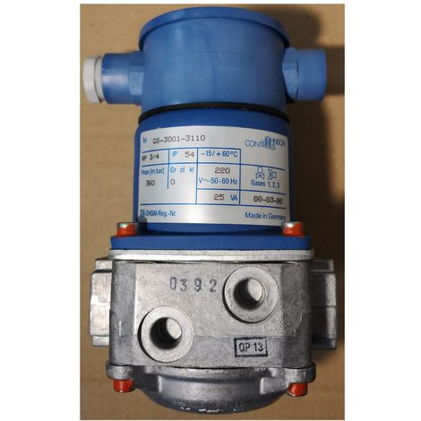 Johnson Controls GS-3001-3110 valve Solenoid Gas NO-RP 3/4 220V 50/60Hz 25VA