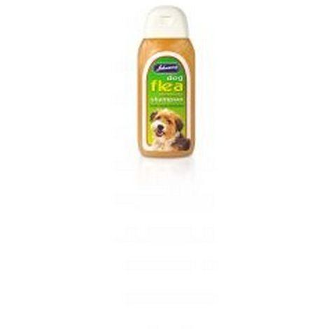 "main image of ""Johnsons Dog Flea Cleansing Liquid Shampoo (200ml) (May Vary)"""
