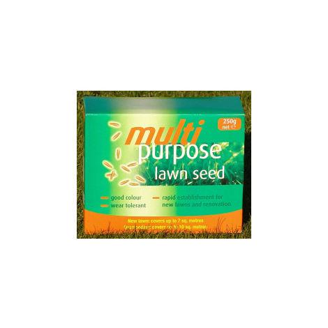 "Johnsons Lawn Seed Multi Purpose ""Patch-Pack"" 250g Carton hardwearing lawn"