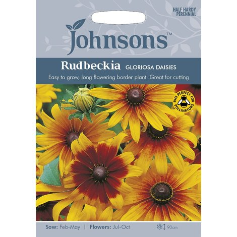 Johnsons Seeds Aster Michaelmas Daisy Mixed Seed