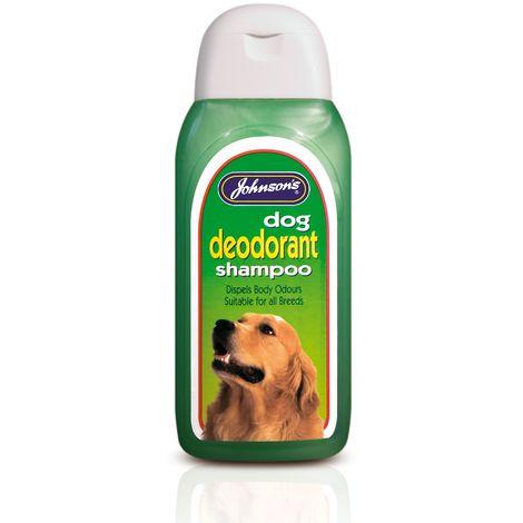 "main image of ""Johnsons Veterinary Dog Deodorant Liquid Shampoo (200ml) (N/A)"""