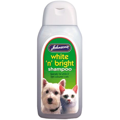 "main image of ""Johnsons White N Bright Dog Liquid Shampoo"""