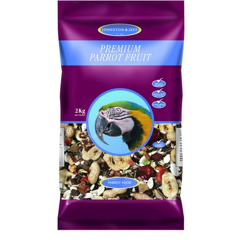 Johnston And Jeff Premium Parrot Fruit (2kg) (May Vary)