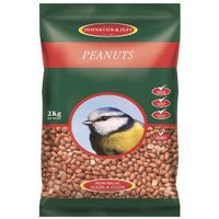Johnston & Jeff Peanuts 2kg