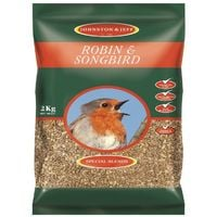Johnston & Jeff Robin & Songbird Mix 2kg