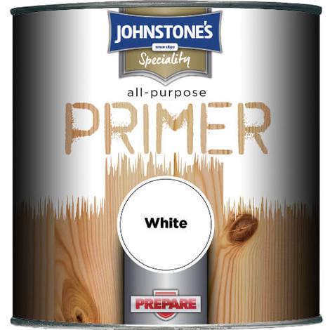 Johnstone's All Purpose Primer White (select size)