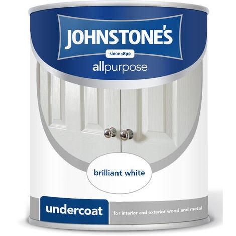 Johnstones All Purpose Undercoat Brilliant White