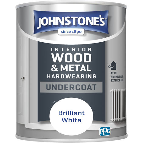 Johnstones All Purpose Undercoat Brilliant White