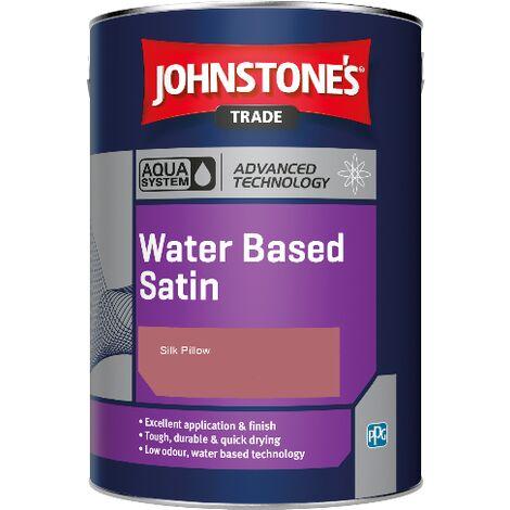 Johnstone's Aqua Water Based Satin - Silk Pillow - 1ltr