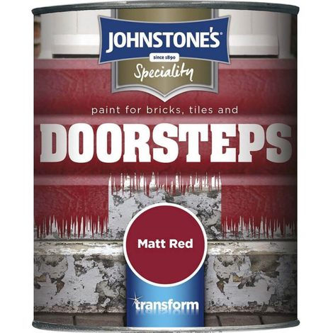 Johnstones Brick and Tile Paint 750ml