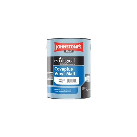 Johnstone\'s Covaplus Vinyl Matt 5L (select colour)