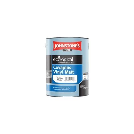 Johnstone\'s Covaplus Vinyl Matt 5L (select colour)