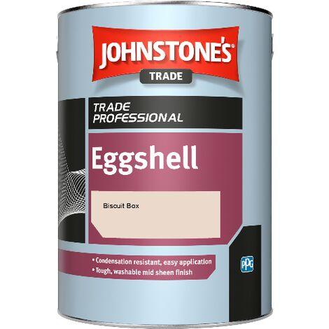 Johnstone's Eggshell - Biscuit Box - 5ltr