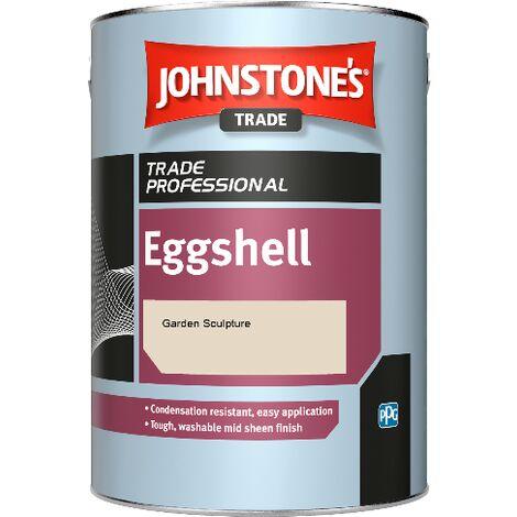 Johnstone's Eggshell - Garden Sculpture - 5ltr